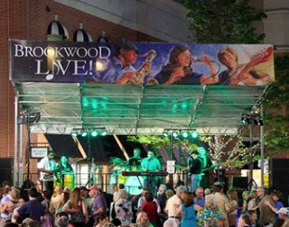 Brookwood LIVE Stage