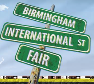 Birmingham International Street Fair