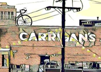 Carrigan's Pub BiCi Art