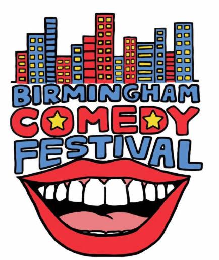Birmingham Comedy Festival Logo