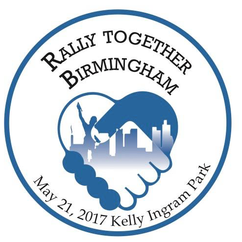 Rally Together Birmingham Logo