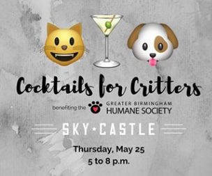Cocktails for Critters logo