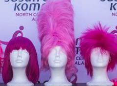 Alchemy 213 Pink Wigs