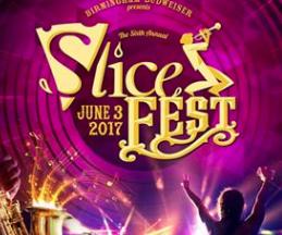 Slicefest 2017 Logo