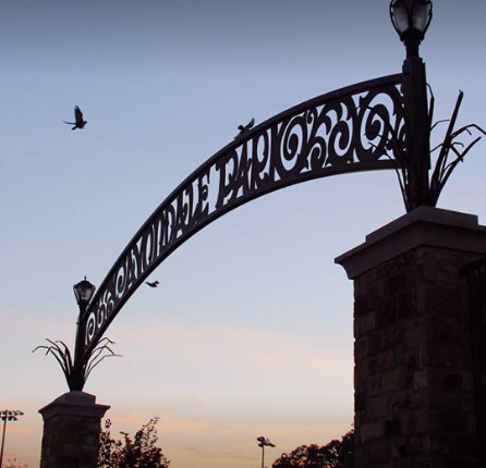 Avondale Park Entrance