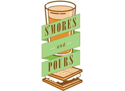 S'mores & Pours Logo
