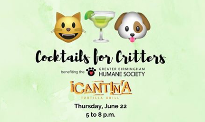 Cocktails for Critters