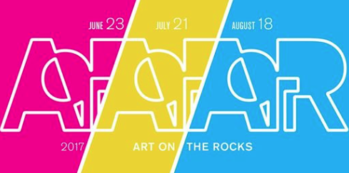 Art on the Rocks 2017
