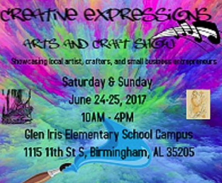 Creative Expressions Art Show