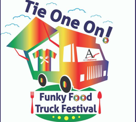 Tie One On Funky Food Trucks
