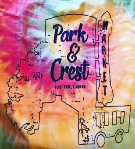 Park & Crest TieDye