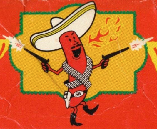 Hot Dog Sombrero