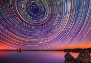 Night Sky Time-lapse