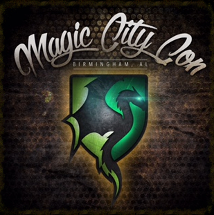 Magic City Con 2017 Birmingham