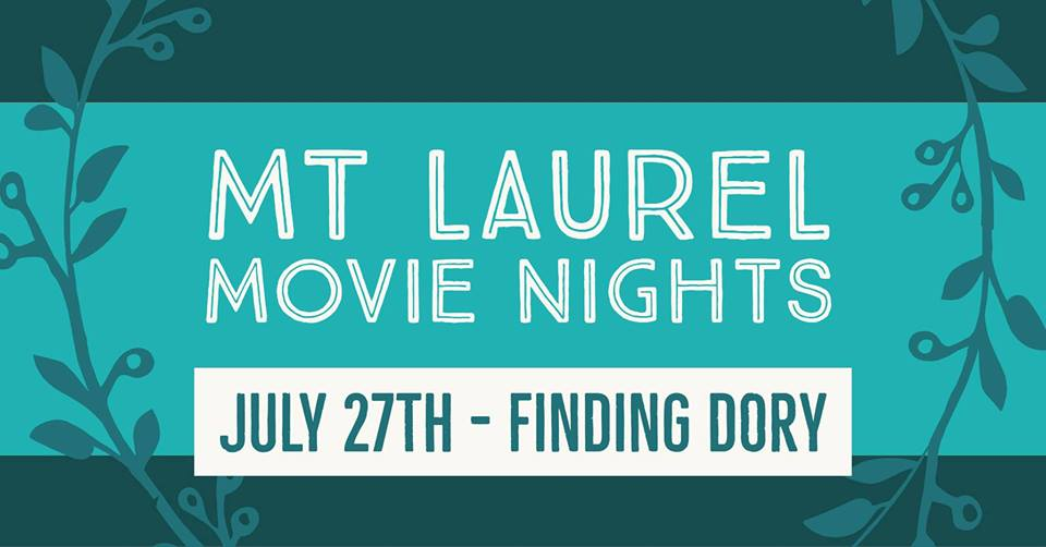 Mt.Laurel Movie Nights