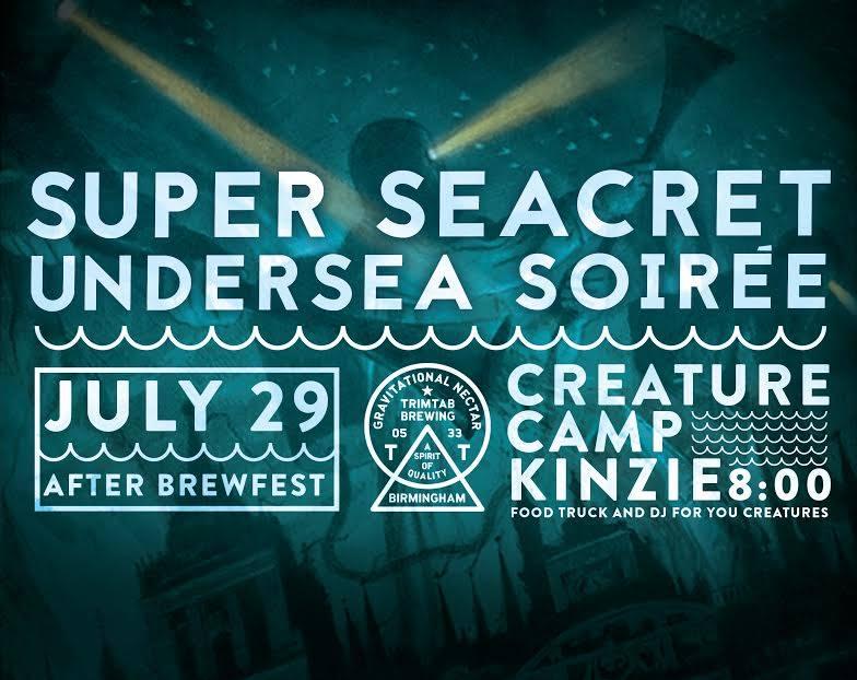 Super Seacret Undersea Soiree