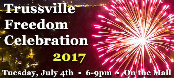 Trussville Freedom Celebration 2017