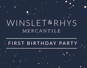 Winslet&Rhys 1st Birthday
