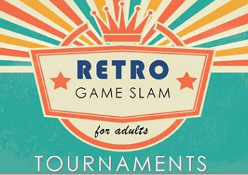 Retro Game Slam at Vestavia Library
