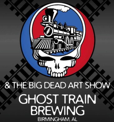 The Stolen Faces at Ghost Train Brewing