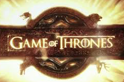 Game of Thrones main credits logo