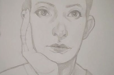 Sketch of Face
