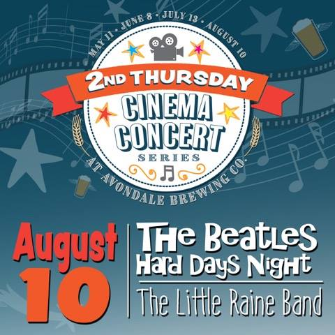 2nd Thursday Cinema Concert