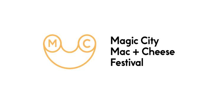 Magic City Mac & Cheese Festival Logo