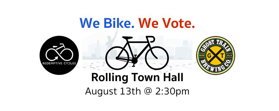 Redemptive Cycles Rolling Town Hall