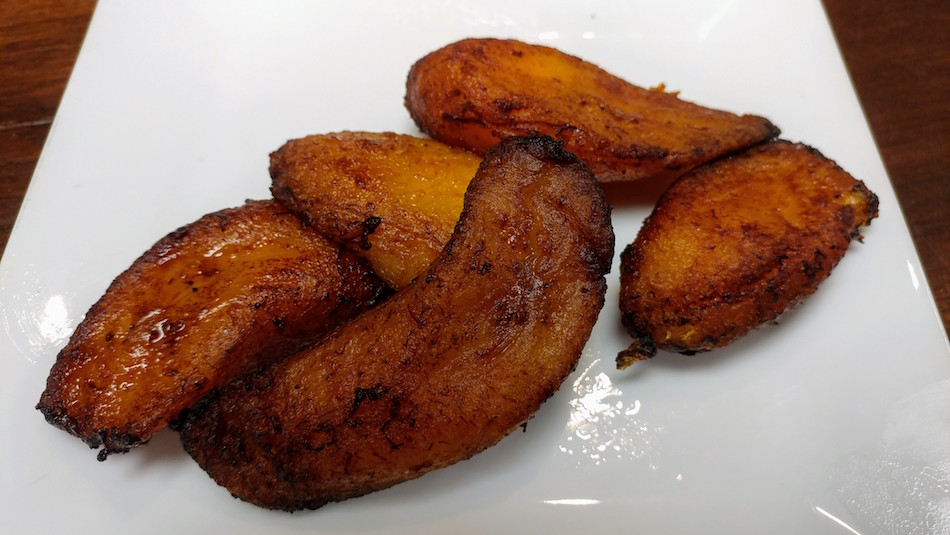 Sweet Plantains at Miami Fusion Cafe in Birmingham AL