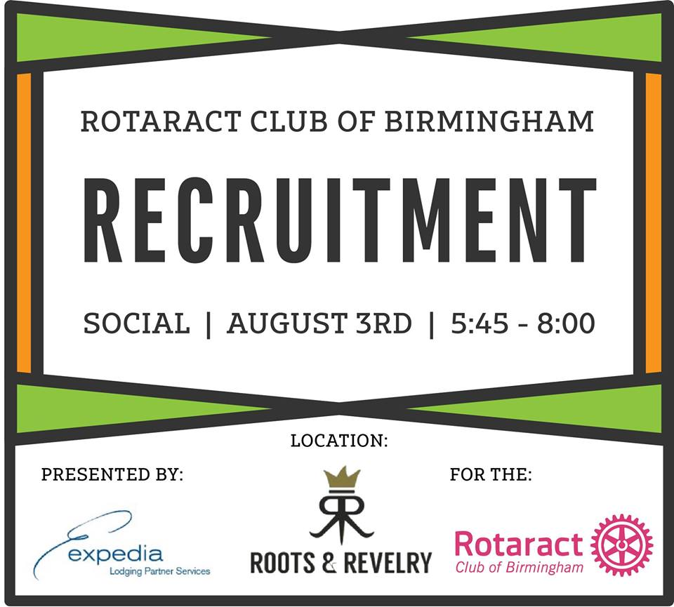 Rotaract Club Birmingham
