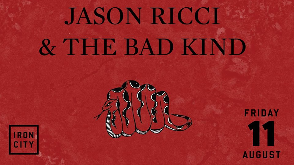 Jason Ricci & The Bad Kind