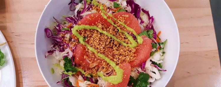 Salad at Saigon Noodle House