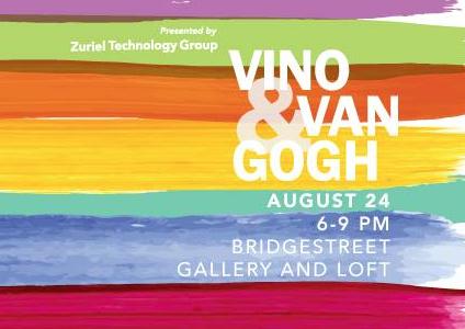 Vino & Van Gogh