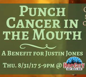 Punch Cancer in the Mouth
