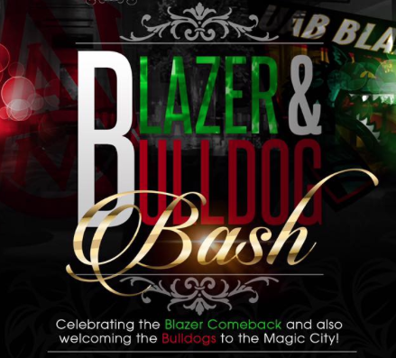 Blazer & Bulldog Bash
