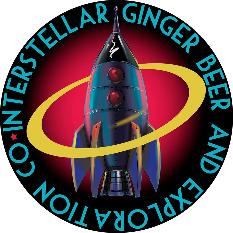 Interstellar Ginger Beer Logo