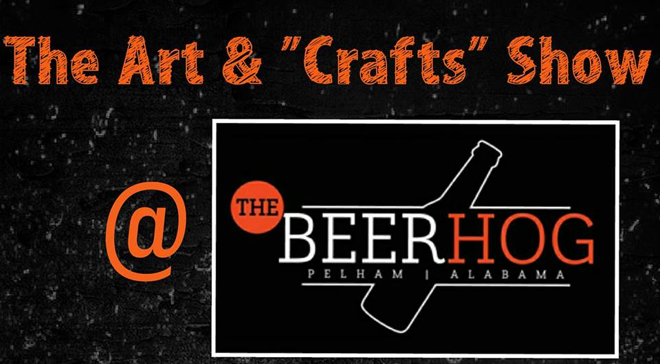 Arts and Crafts Show at BeerHog