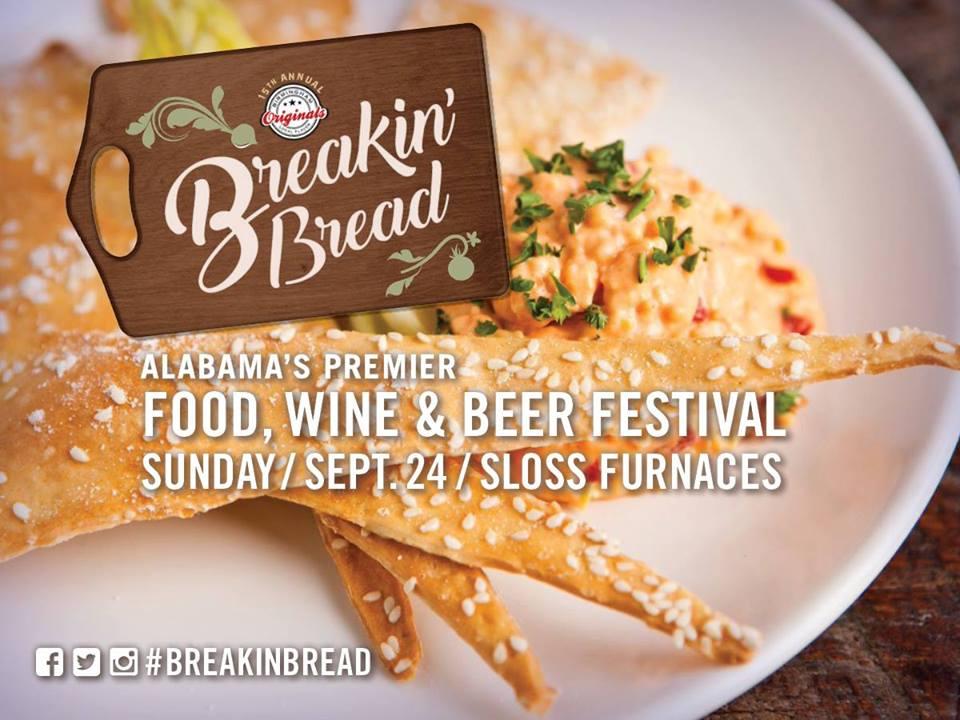 Breakin' Bread 2017 Birmingham