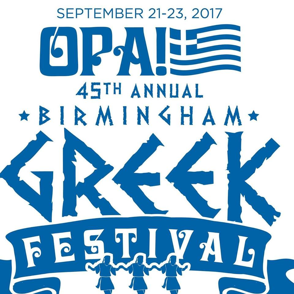 Birmingham Greek Food Festival