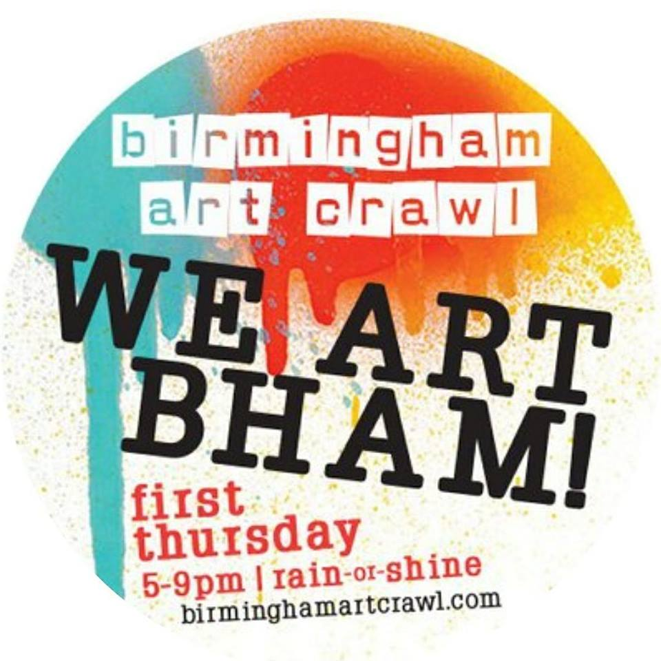 Art Crawl Birmingham