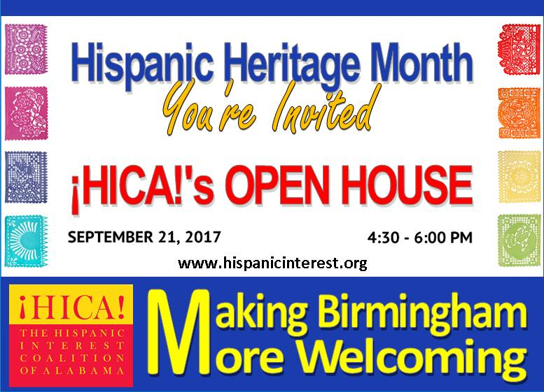 HICA Birmingham Open House