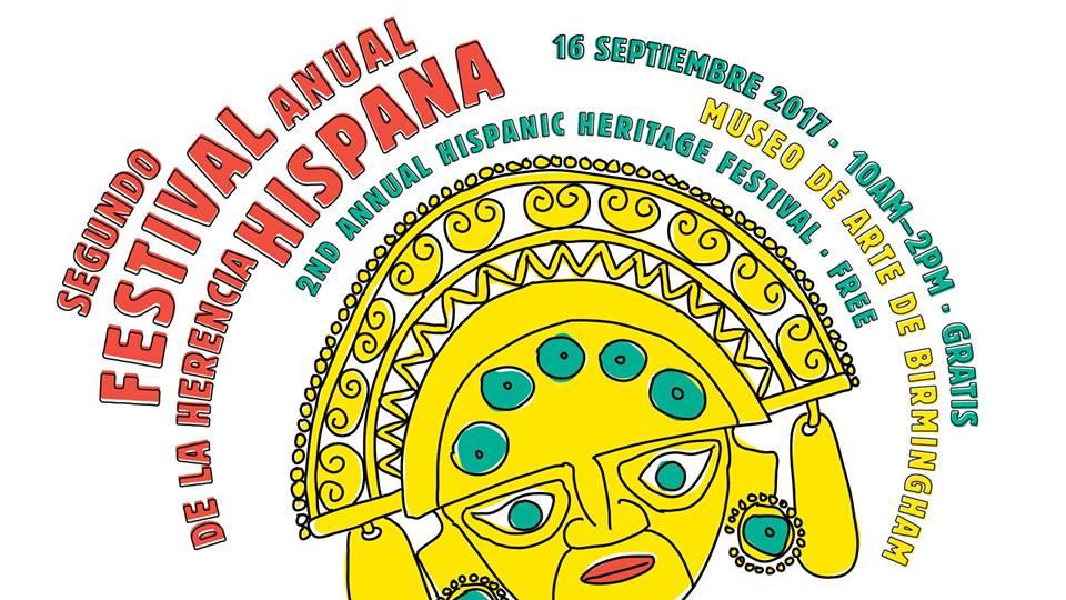 Hispanic Heritage Festival Birmingham Museum of Art