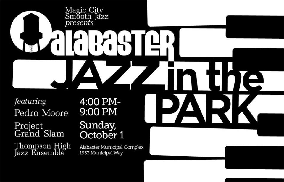 Alabaster Jazz in the Park