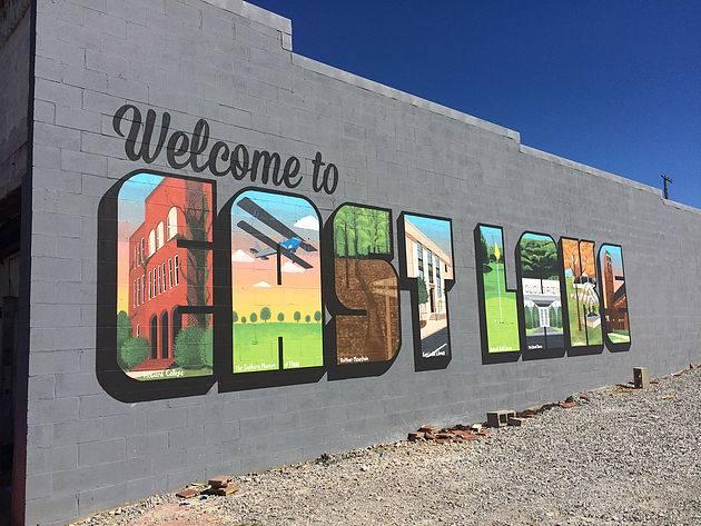 East Lake Mural Birmingham AL