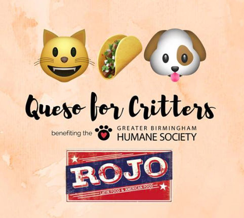 GBHS Queso for Critters