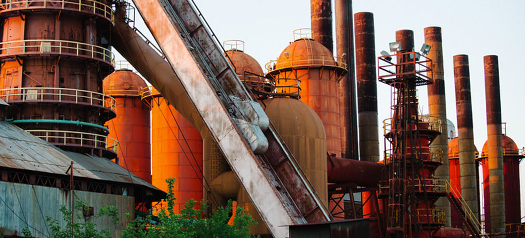 Sloss Furnaces Birmingham AL