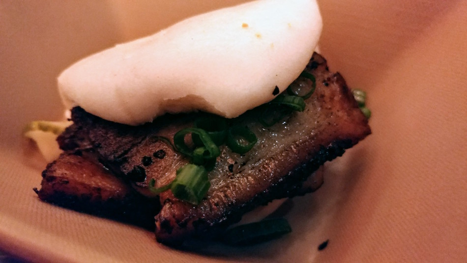 EastWest Smoked Pork Belly Steam Bun