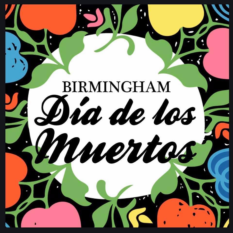 Birmingham Dia De los Muertos