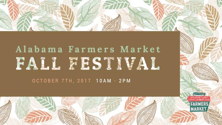 Alabama Farmer's Market Fall Festival